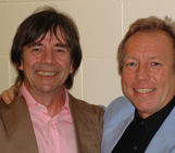 John-Paul Young and Richard Gower